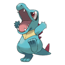 Pokemon GO Totodile