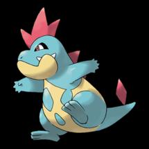 Croconaw Pokemon Go Feraligatr
