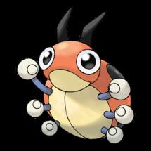 Pokemon GO Ledyba