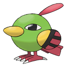 Pokemon GO Natu