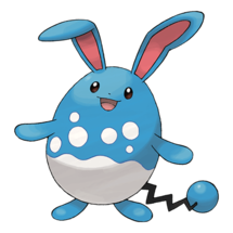 Pokemon GO Azumarill