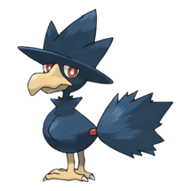 Pokemon GO Murkrow