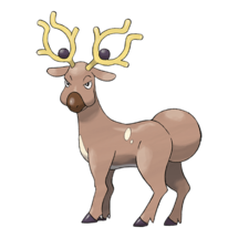 Pokemon GO Stantler