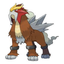 Pokemon GO Entei