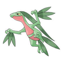 Pokemon GO Grovyle