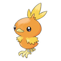 Pokemon GO Torchic
