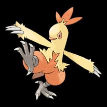 Pokemon GO Combusken