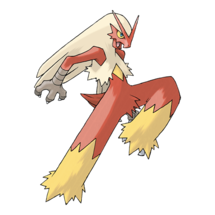 Pokemon GO Blaziken