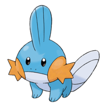Pokemon GO Mudkip