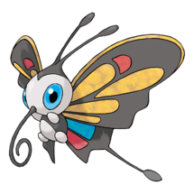 Pokemon GO Beautifly