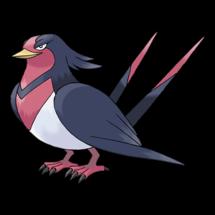 Pokemon GO Swellow