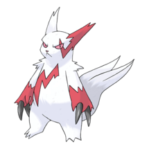 Pokemon GO Zangoose