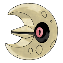 Pokemon GO Lunatone