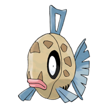 Pokemon GO Feebas