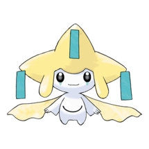 Pokemon GO Jirachi