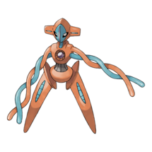Pokemon GO Deoxys (Normal)