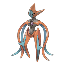 Pokemon GO Deoxys (Attack)