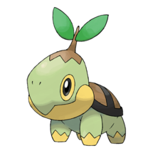 Pokemon GO Turtwig
