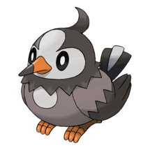 Pokemon GO Starly