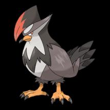Pokemon GO Staraptor