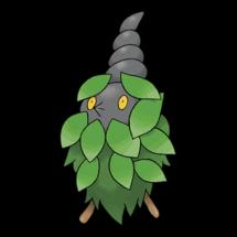 Pokemon GO Burmy (Plant,Sandy,Trash)