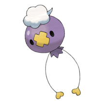 Pokemon GO Drifloon