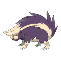 Pokemon GO Skuntank