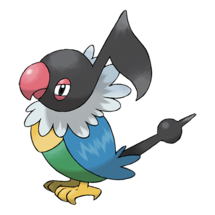 Pokemon GO Chatot