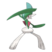 Pokemon GO Gallade