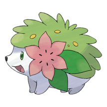 Pokemon GO Shaymin (Land)