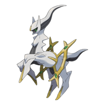 Pokemon GO Arceus (Normal)
