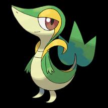 Pokémon GO Snivy
