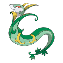 Pokemon GO Serperior