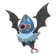 Pokemon GO Swoobat