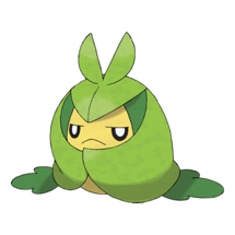 Pokemon GO Swadloon