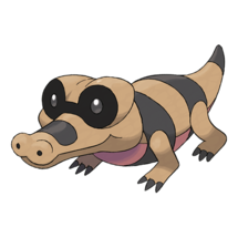 Pokemon GO Sandile