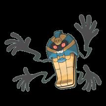 Pokemon GO Cofagrigus