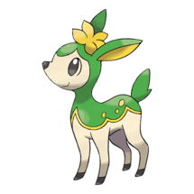 Pokemon GO Deerling (Summer)
