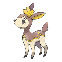 Pokemon GO Deerling (Winter)