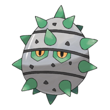 Pokémon GO Ferroseed