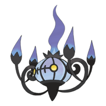 Pokemon GO Chandelure