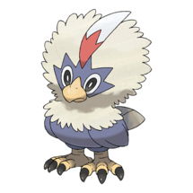 Pokémon GO Rufflet