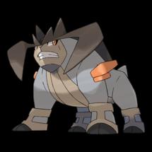 寵物小精靈GO Terrakion
