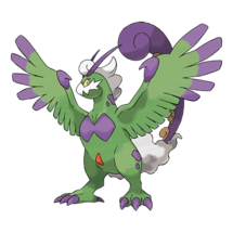 Pokemon GO Tornadus (Therian)