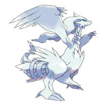 Pokemon GO Reshiram