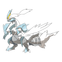 Pokemon GO Kyurem (White)