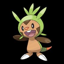 Pokemon GO Chespin