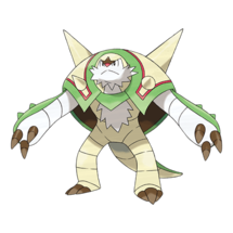 Pokemon GO Chesnaught