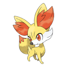 Pokemon GO Fennekin