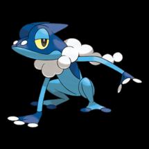 Pokemon GO Frogadier